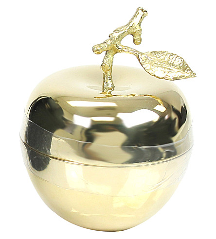 D.L. & CO Jardin Fruitier Le Pomme D'Or scented candle