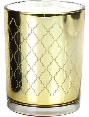 D.L. & CO Ambre Epice rare botanic candle 510g