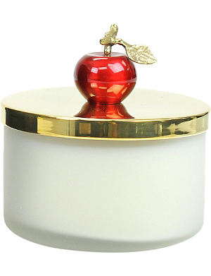 D.L. & CO Apple scented candle 11oz