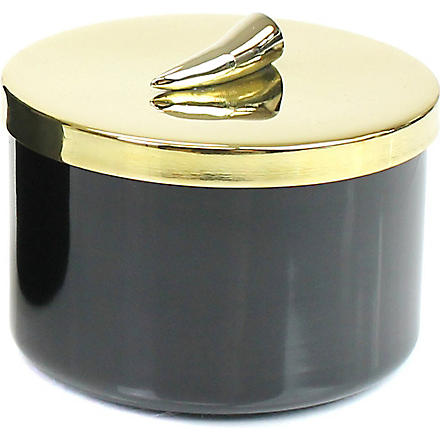 D.L. & CO Artisan Gold Fang candle