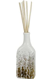 D.L. & CO White Soleil Golden Woods home diffuser