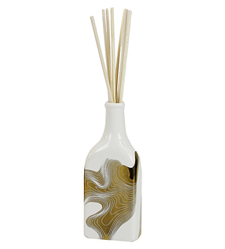 D.L. & CO White Soleil Honey Absolute home diffuser