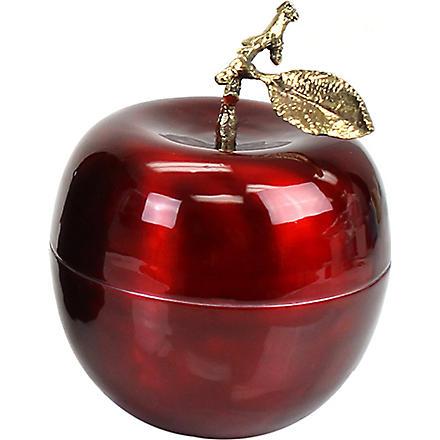 D.L. & CO La Pomme Grande Rouge candle