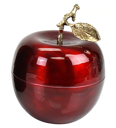 D.L. & CO La Pomme Grande Rouge candle