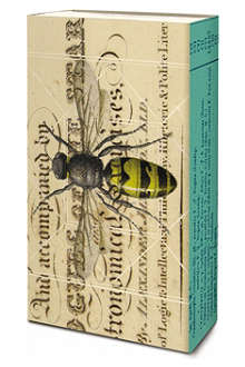 SKEEM Bee Butterfly box of matches