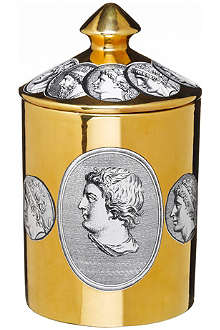 FORNASETTI Limited Edition Cammei Oro candle 300g
