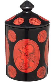 FORNASETTI Cammei scented candle 300g