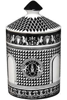 FORNASETTI Fasciata Otto scented candle