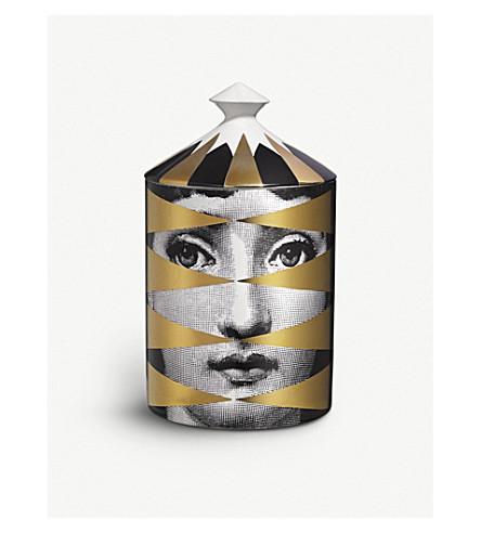 FORNASETTI Losanghe scented candle 300g