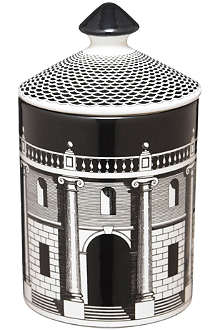FORNASETTI Palazzo scented candle 300g