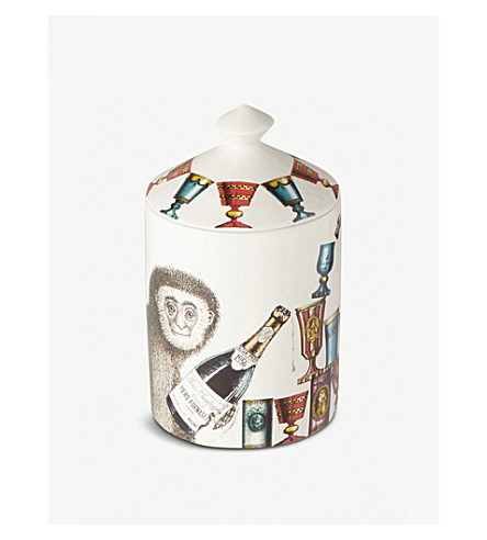 FORNASETTI Scimmie scented candle 300g