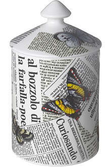 FORNASETTI Ultime Notizie scented candle