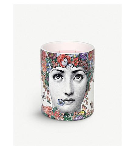 FORNASETTI Fior di Lina scented candle 900g