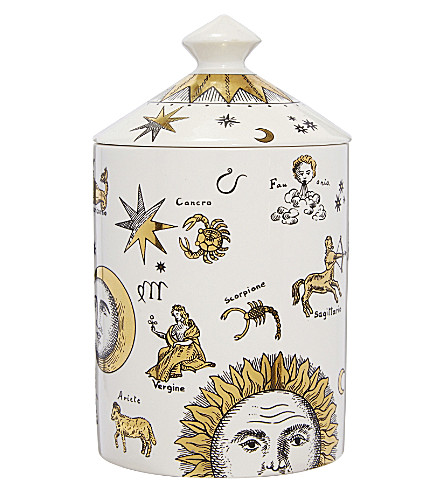 FORNASETTI Astronomici scented candle 300g