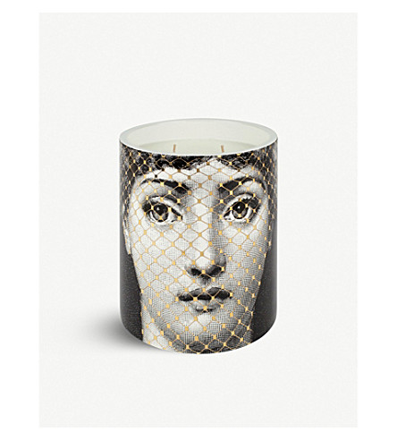 FORNASETTI Golden burlesque gold 300g candle