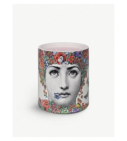 FORNASETTI Fior di Lina scented candle 1900g