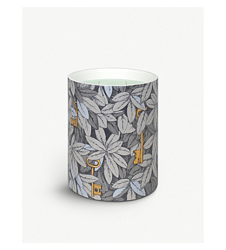 FORNASETTI Foglie scented candle 1900g