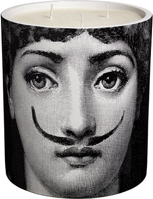 FORNASETTI Lady with a moustache scented candle