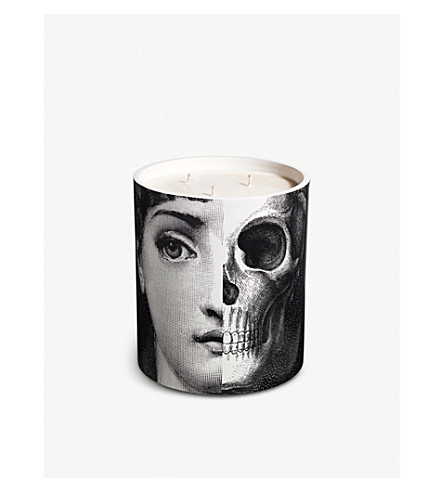 FORNASETTI R.I.P large scented candle