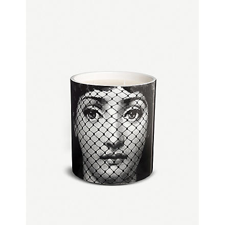 FORNASETTI Burlesque large scented candle