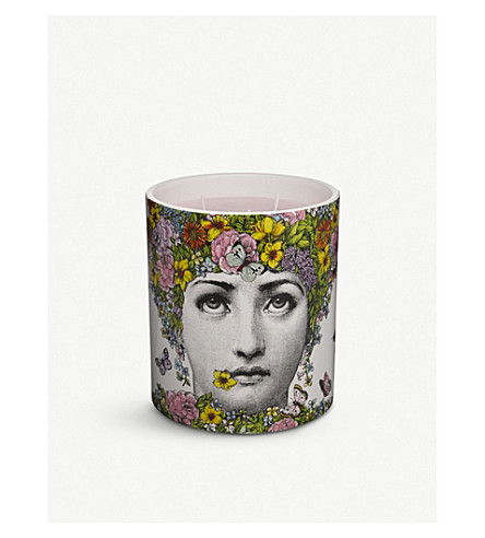 FORNASETTI Flora large scented candle 1900g