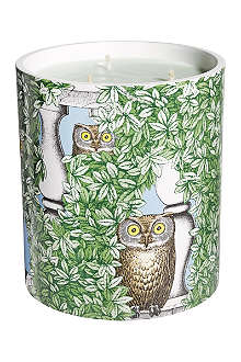 FORNASETTI Giardino Segreto large candle