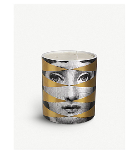 FORNASETTI Losanghe scented candle 1900g