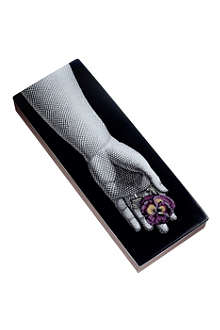 FORNASETTI Pensee su Nero 80 stick incense set