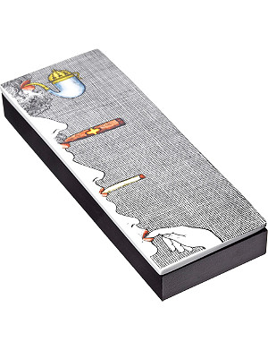 FORNASETTI Quattro incense box 80 sticks