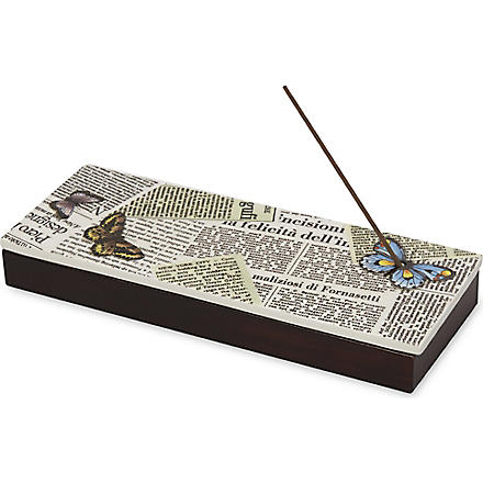 FORNASETTI Incense box set