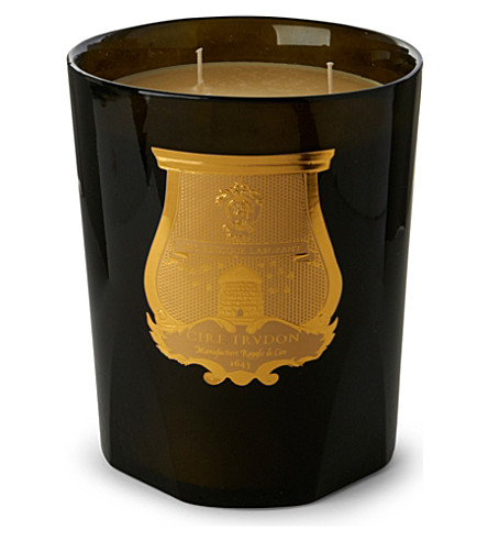 CIRE TRUDON La Grande Bougie in Odalisque candle 2.8kg