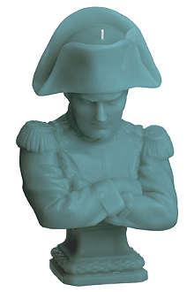 CIRE TRUDON Napoleon empire green bust