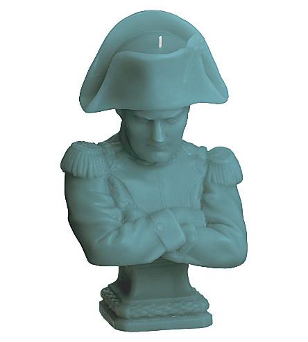 CIRE TRUDON Napoleon Empire Blue bust 266g