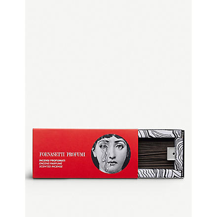 FORNASETTI 80 stick incense refill box