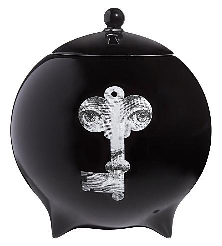 FORNASETTI La Chiave Nero Scent Sphere