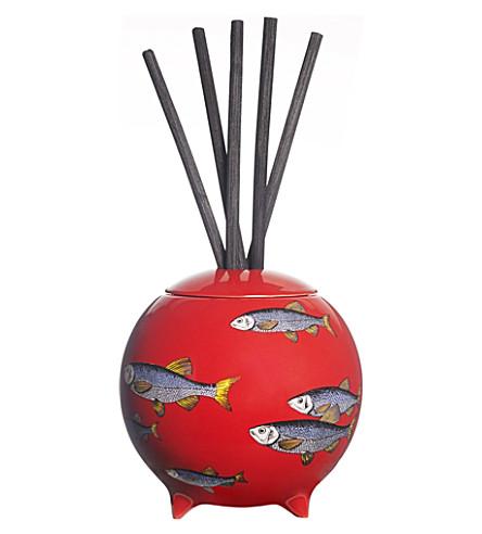FORNASETTI Sardine Rosso scent-diffusing sphere