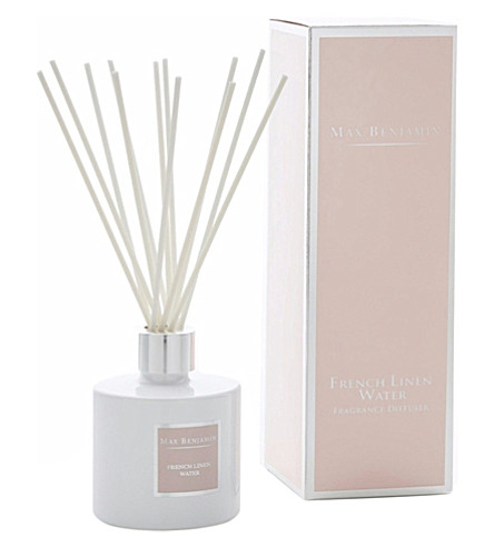 MAX BENJAMIN French linen water diffuser 150ml