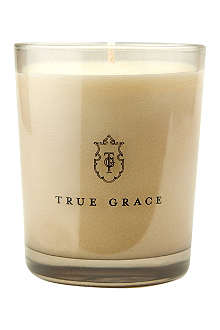 TRUE GRACE Classic Amber candle