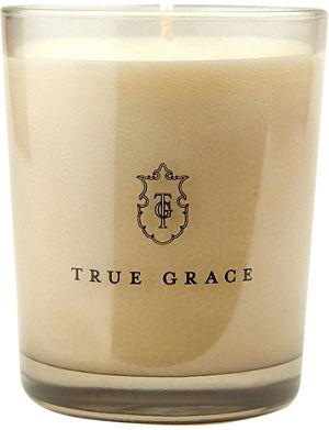 TRUE GRACE Classic Amber candle