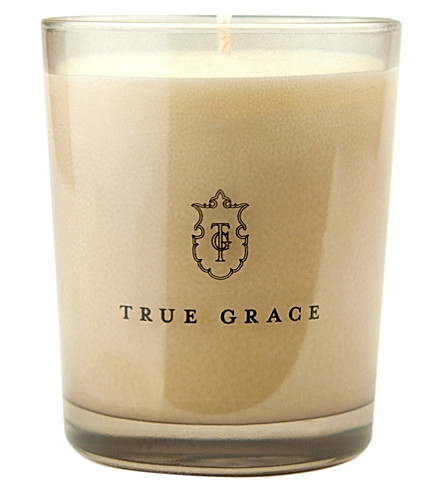 TRUE GRACE Classic Fig candle