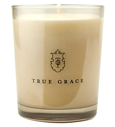 TRUE GRACE Classic Moroccan Rose candle