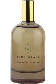 TRUE GRACE Roomspray amber