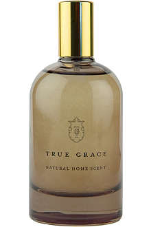 TRUE GRACE Blackcurrent leaves room spray