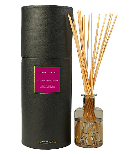 TRUE GRACE Blackcurrant Leaves diffuser