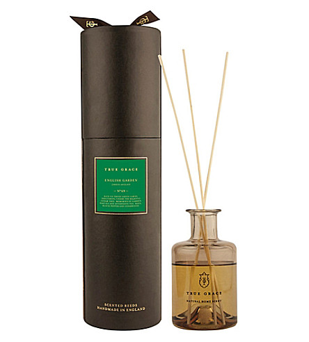 TRUE GRACE Manor English Garden reed diffuser 250ml