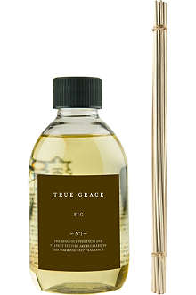 TRUE GRACE Fig reed diffuser refill 250ml