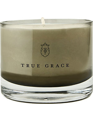 TRUE GRACE Fig small bowl candle