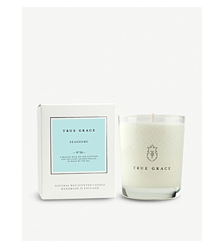 TRUE GRACE Village seashore scented candle 190g