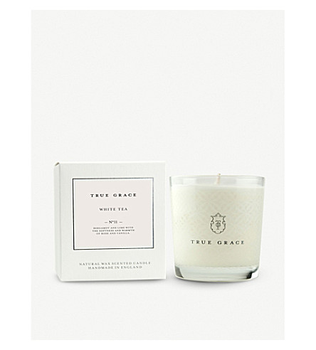 TRUE GRACE Scented candle 190g