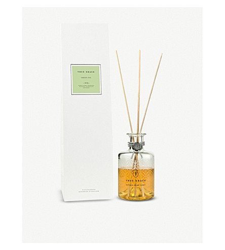 TRUE GRACE Village fig reed diffuser 200ml